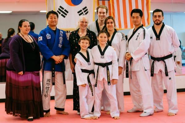 International Taekwondo College