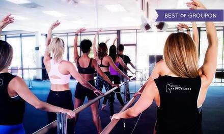 Cardio Barre Inc