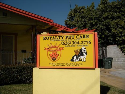 Royalty Pet Care