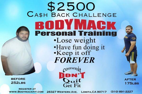 Bodymack Fitness