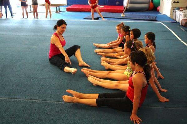 Charter Oak Gymnastics Center