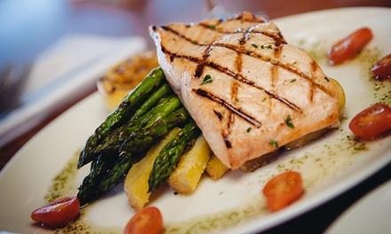 Kincaid's Fish Chop & Steak House: Ward Warehouse The