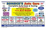 Ronsick's Complete Auto Care