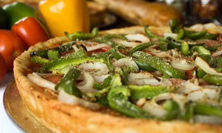 Gullivers Pizzeria And Restaurant
