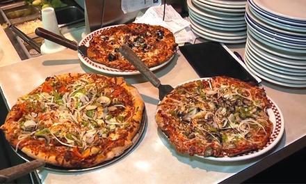 Riccio's Pizza Villa
