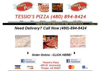 Tessio's Pizza