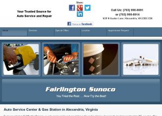 Fairlington Sunoco