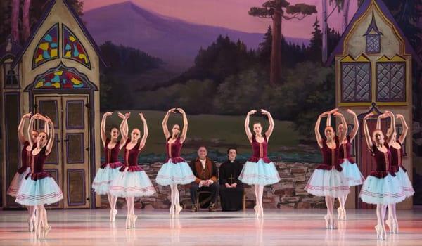 The Ballet School of Stamford