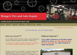 Mongo's Auto Repair