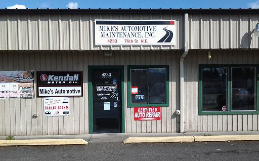 Mike's Automotive