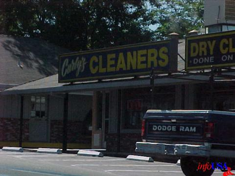 Curly's Cleaners