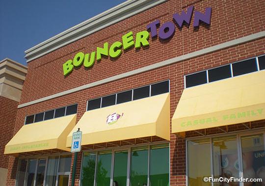 Bouncertown