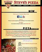STEVE'S PIZZA & RESTAURANT