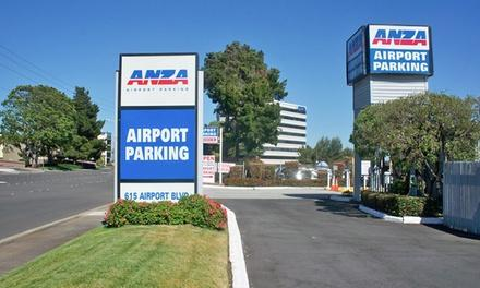 ANZA AIRPORT PARKING