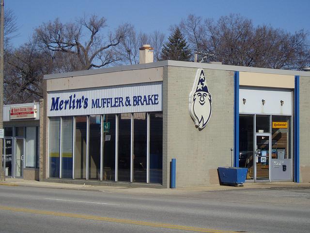 Merlin Muffler & Brake