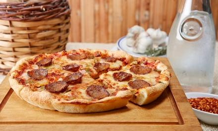Lucky's Pizza