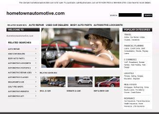 HOMETOWN AUTOMOTIVE