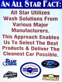 ALL STAR CAR WASH