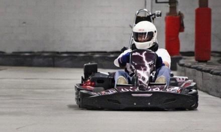 AMERICAN INDOOR KARTING- VA BEACH