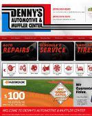 Denny's Automotive & Muffler Center