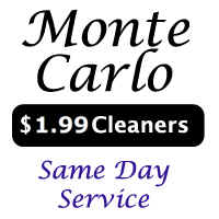 Monte Carlo Cleaners