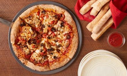 Ameti's Gourmet Pizzeria