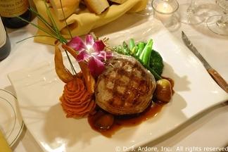 Tim Schafer's Cuisine Menu