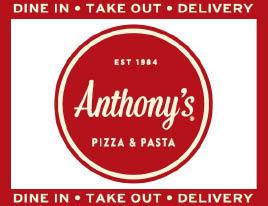 Anthony's Pizza Dtc- Joe