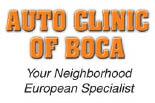 Auto Clinic of Boca