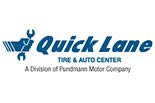 PUNDMANN QUICK LANE FORD
