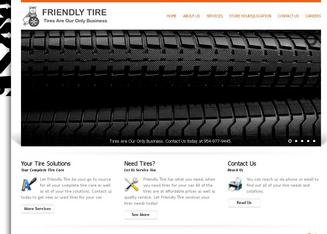 Friendly Tire Co.