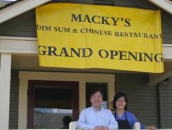 Macky's Dim Sum Restaurant