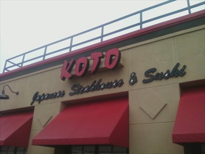 Koto Japanese Steakhouse & Sushi