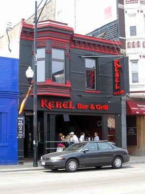 Rebel Bar & Grill