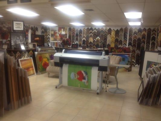 Picture Framing Warehouse