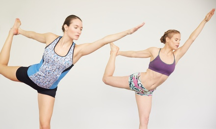 Yoga At Cindy's