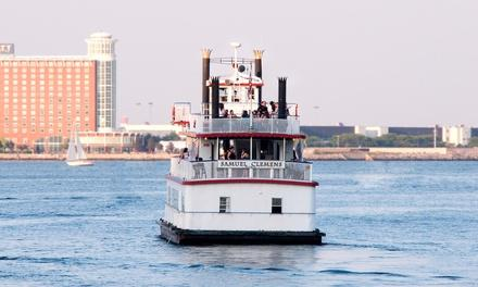 Massachusetts Bay Lines at Rowes Wharf