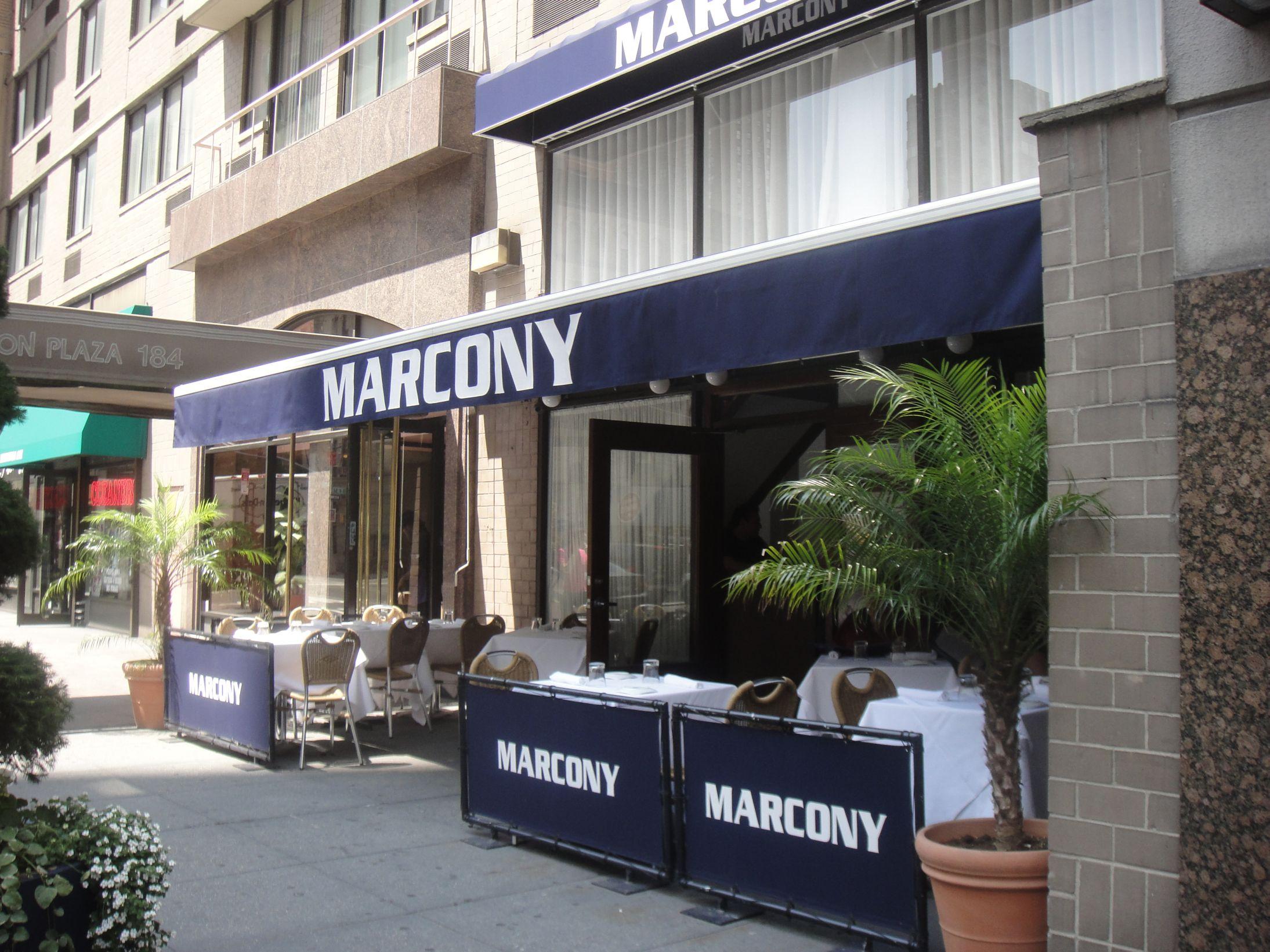 Marcony Restaurant