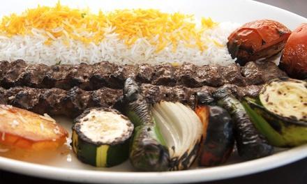 Shah Abbas Cuisine of Persia