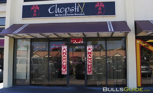 Chopstix Dim Sum & Seafood Restaurant