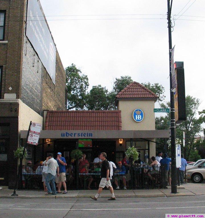 Uberstein Chicago