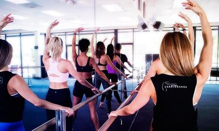 Cardio Barre Eagle Rock