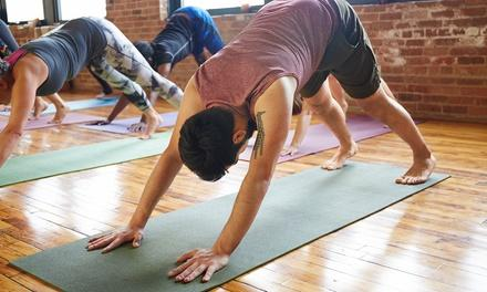 Bikram Yoga Richmond