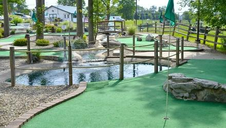 Broadway Driving Range and Miniature Golf