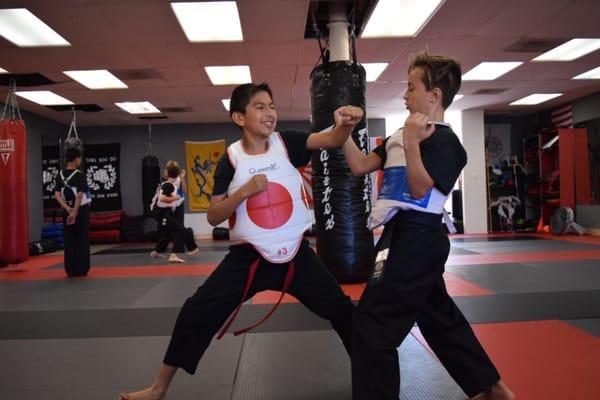 VALR Martial Arts - Karate