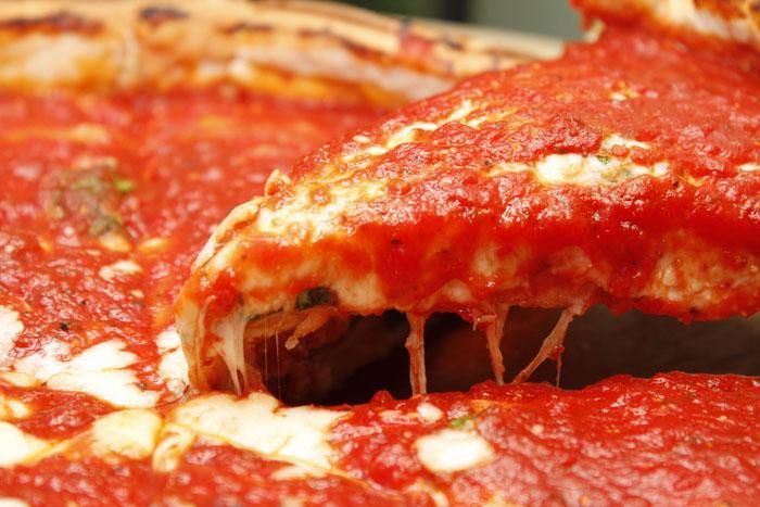 ROSATI'S PIZZA CHICAGO