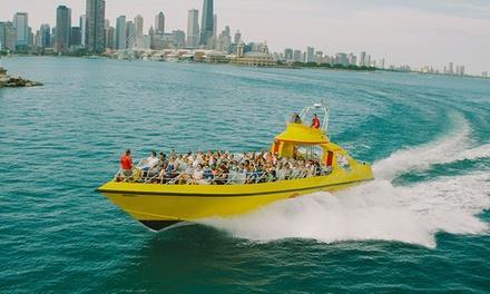 Seadog Speedboat & Architectural Cruises