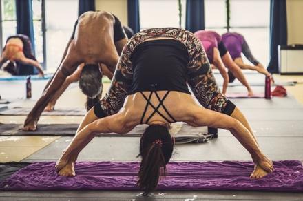 Bikram Yoga Folsom