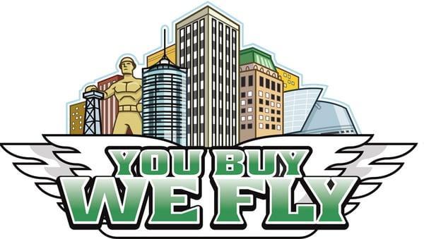 You Buy We Fly