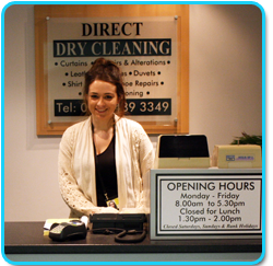 AIRPORT DRY CLEANERS